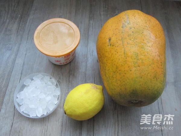 自制木瓜酱(面包机版)的做法大全