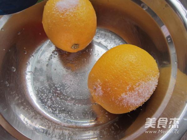 冰糖炖柠檬的做法图解