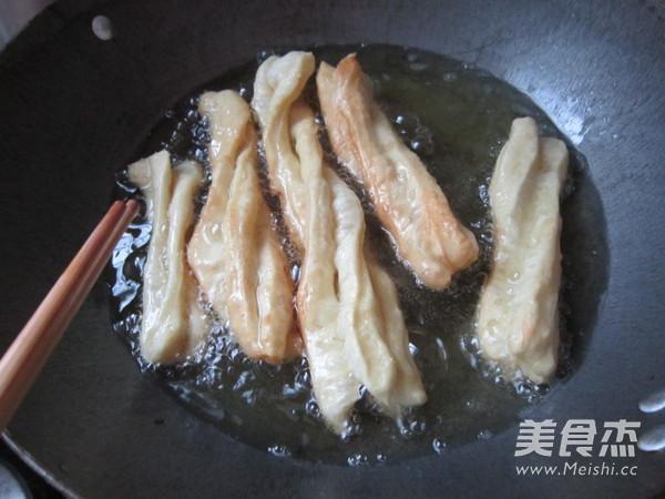 自制油条怎么煮