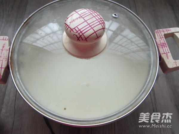 自制豆腐花的步骤