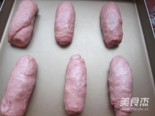 紫薯豆沙面包怎么炖