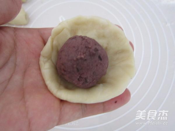红豆沙酥饼怎样做