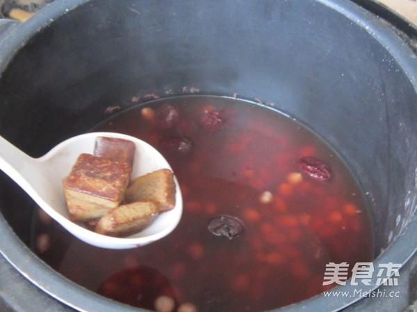 五红汤怎么做
