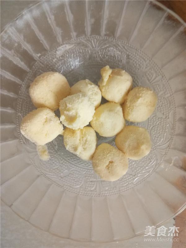 椰香奶酥面包怎么炒