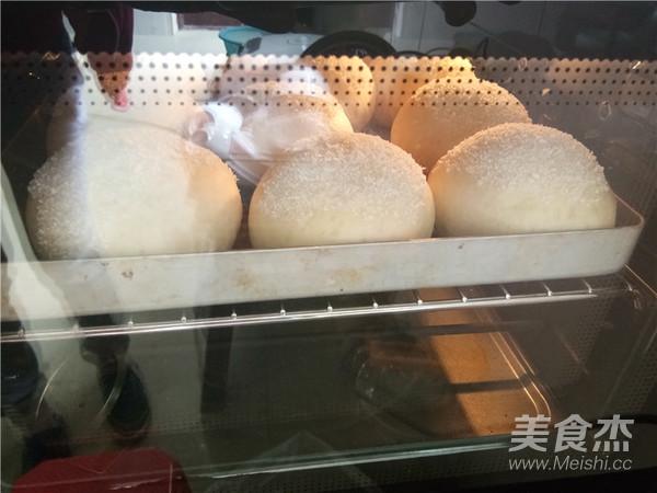椰香奶酥面包的做法大全