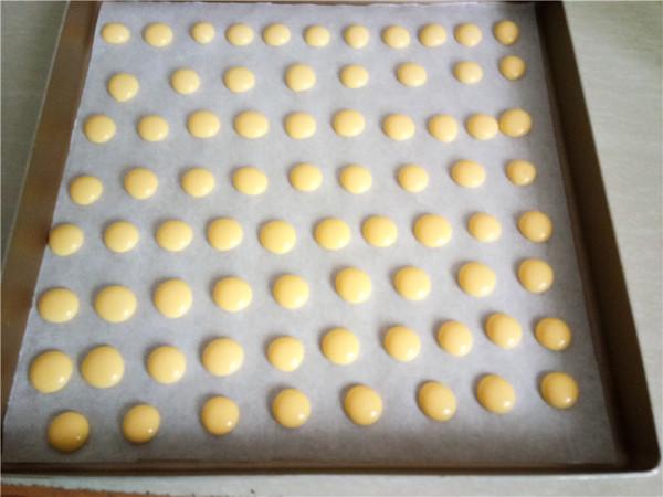 蛋黄溶豆怎么煮