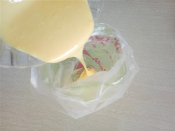 鸡蛋网饼怎么做