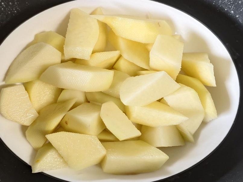 椒盐土豆的做法图解