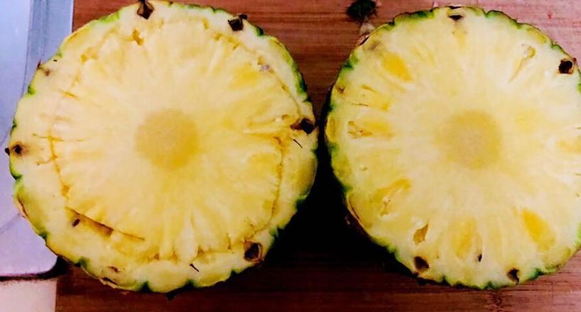 酸酸甜甜菠萝饭的家常做法
