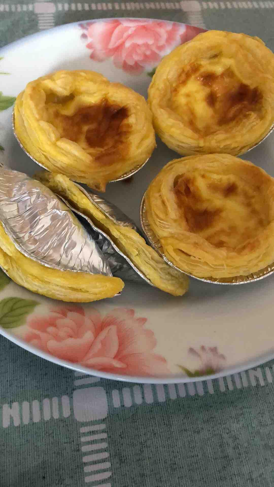 蛋挞皮菠萝派怎么煮