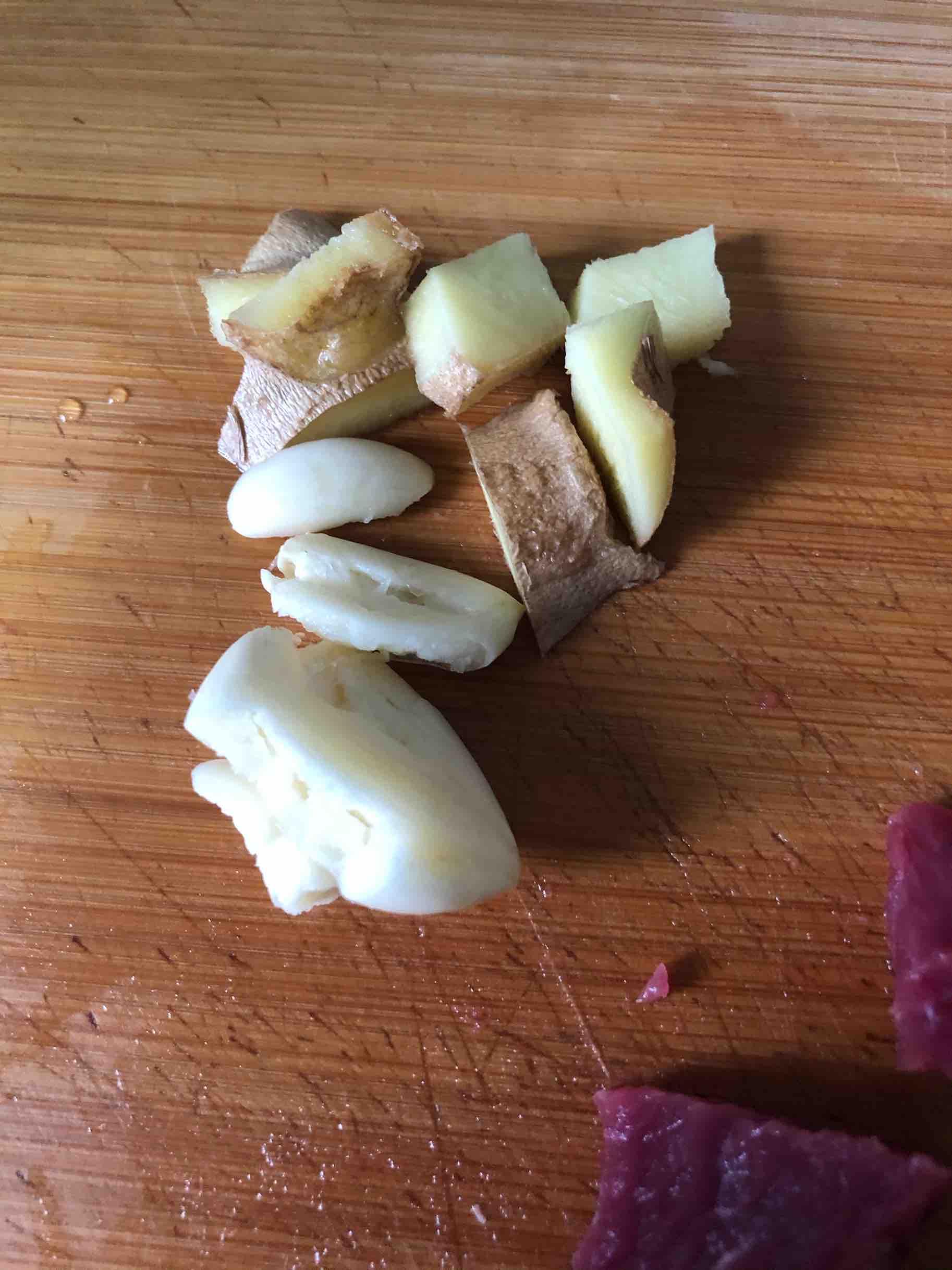 牛肉炖土豆的做法图解