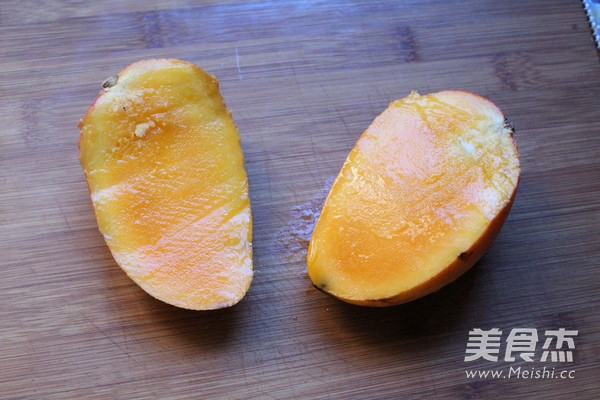 芒果西米露怎么煮