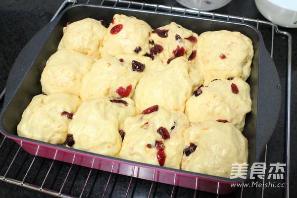 南瓜蔓越莓排包怎么煮