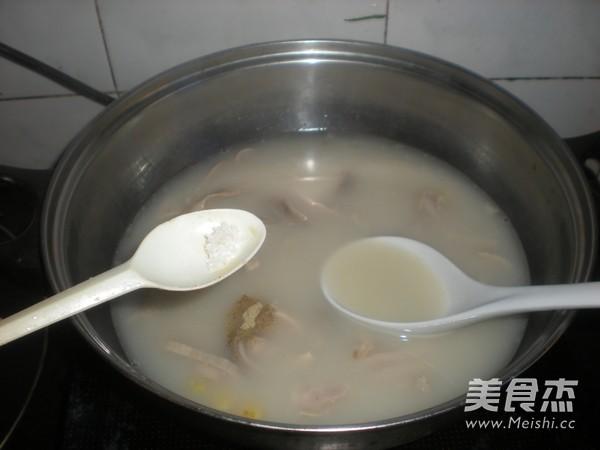 胡椒猪肚白果汤怎样炒