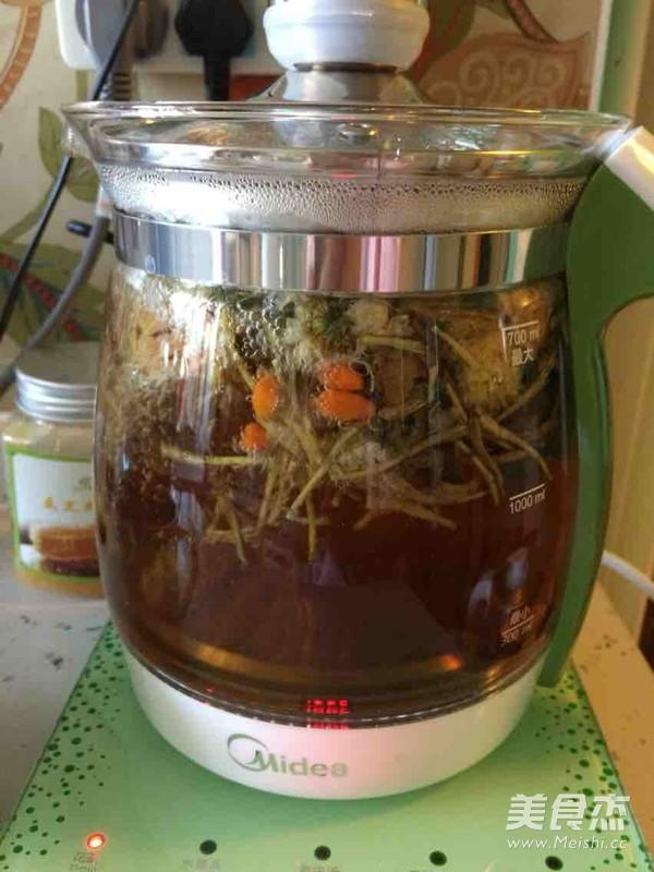 自制凉茶的做法图解