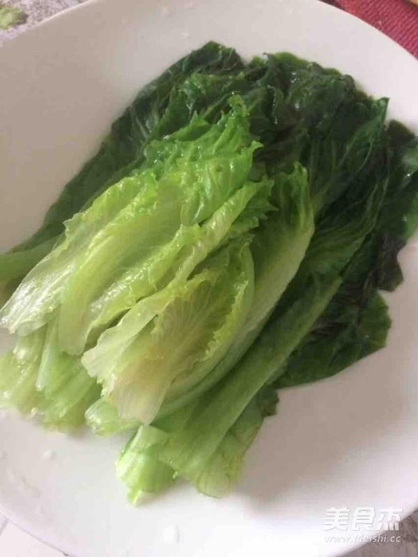 凉拌生菜的家常做法