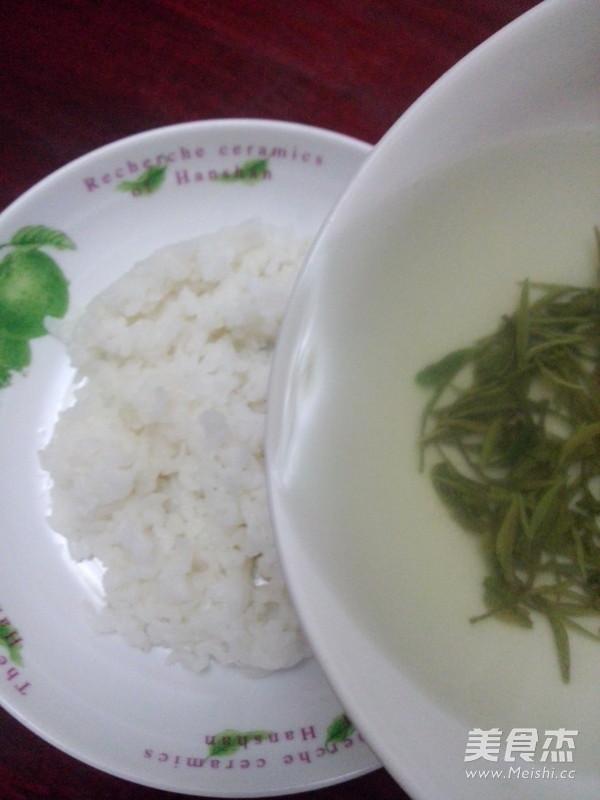 梅子茶泡饭的简单做法