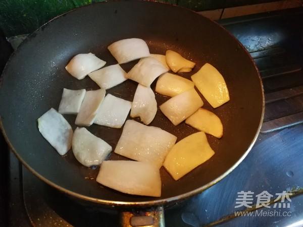 五花肉焗时蔬的做法图解