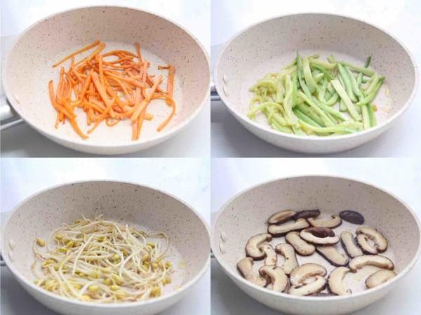 韩式拌饭的做法图解