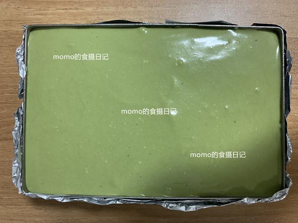 日式抹茶蜜豆芝士的做法大全