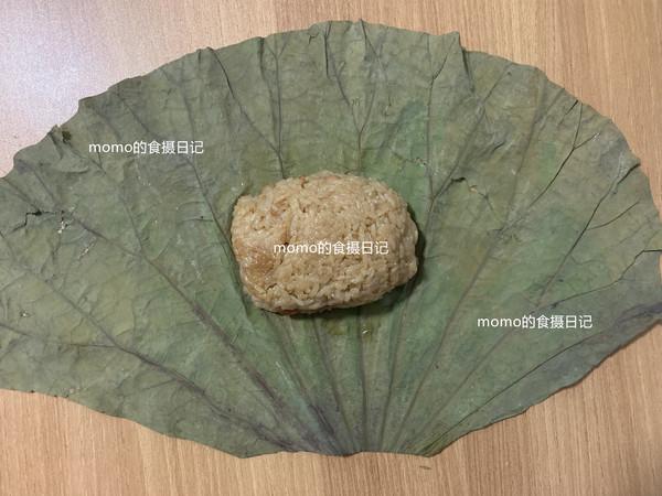 荷叶糯米鸡饭怎样煮