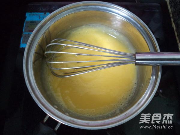 法式奶油霜蛋糕的简单做法