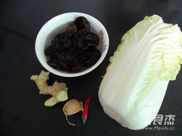 炒黑白菜的做法大全