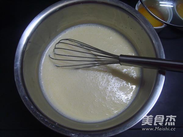鸡蛋布丁怎么做