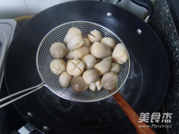 蚝油草菇怎么吃