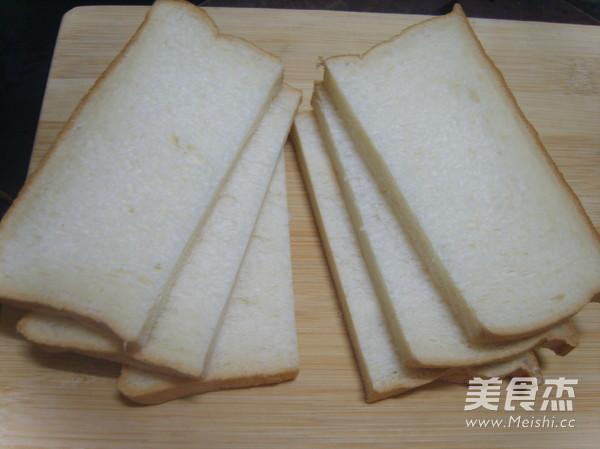 玉米三明治的做法图解