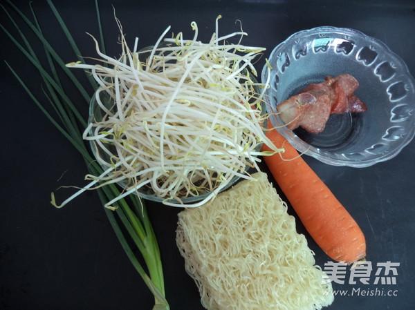 三丝炒米粉的做法大全