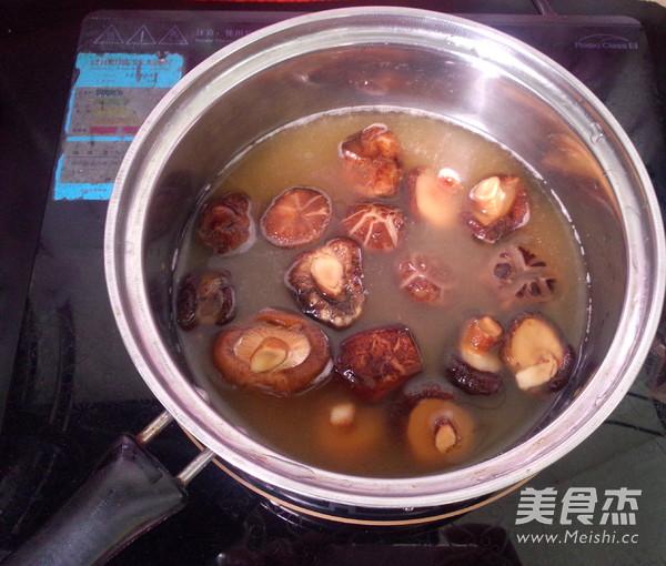 香菇油菜馅的做法图解
