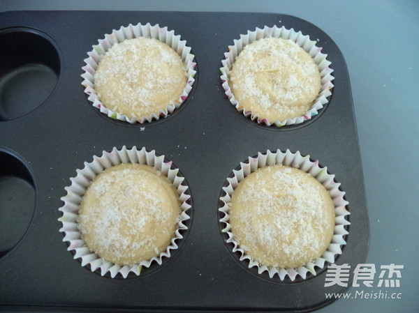 椰蓉玛芬蛋糕怎样炒