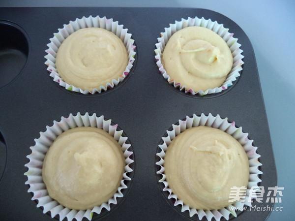 椰蓉玛芬蛋糕怎样做