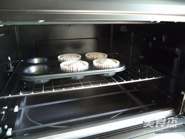 椰蓉玛芬蛋糕怎样煮