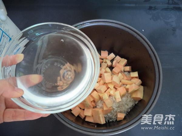 红薯大米饭怎么吃