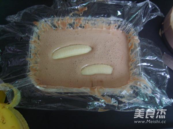 香蕉巧克力冰淇淋怎样炒