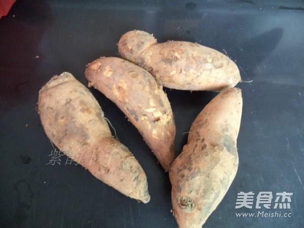 烤红薯的做法大全