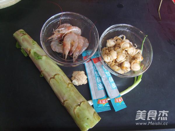 莴笋海鲜汤的做法大全