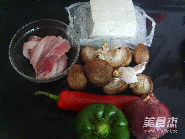 铁板豆腐的做法大全