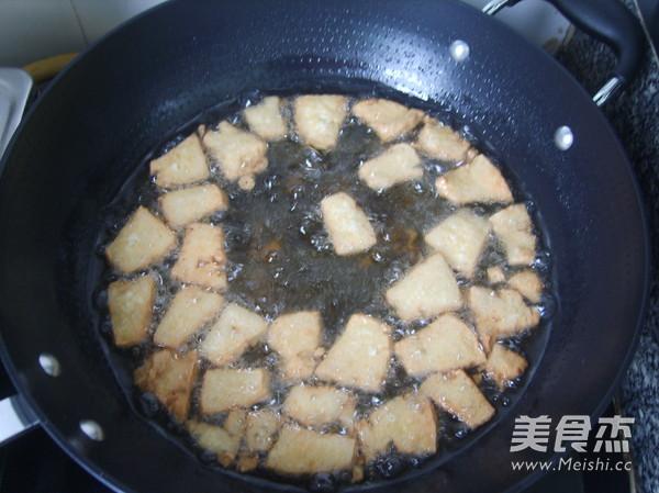 铁板豆腐的简单做法