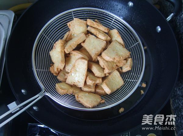 铁板豆腐怎么做