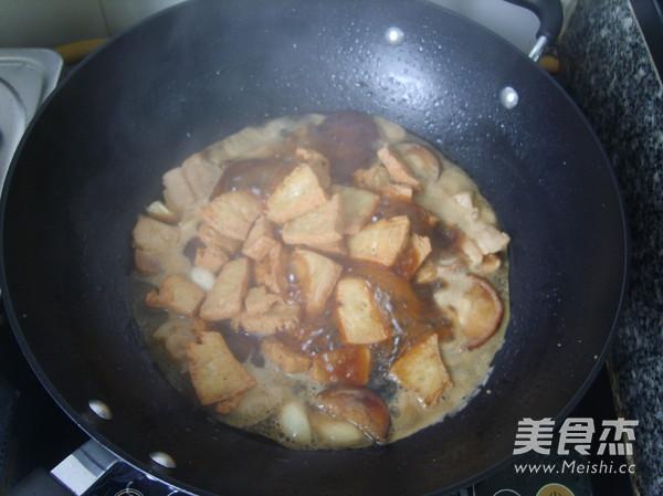 铁板豆腐怎样做