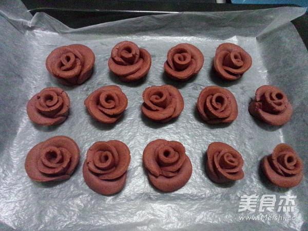 玫瑰花饼干怎样煮