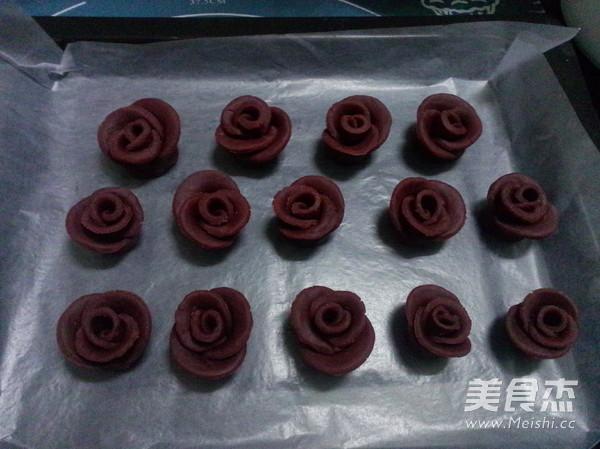 玫瑰花饼干怎样炒