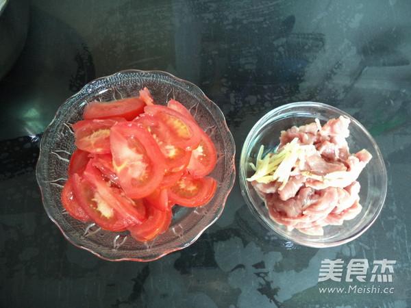瘦肉番茄粉丝汤的简单做法