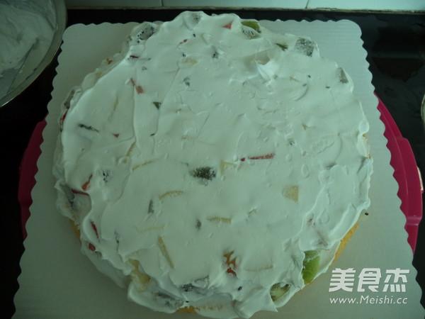 生日蛋糕怎样炖