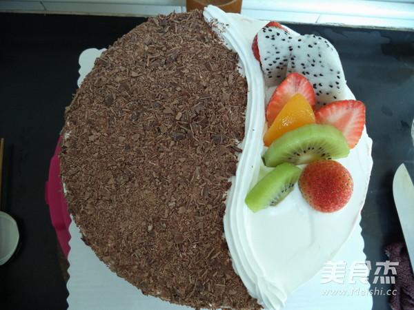 生日蛋糕的制作大全