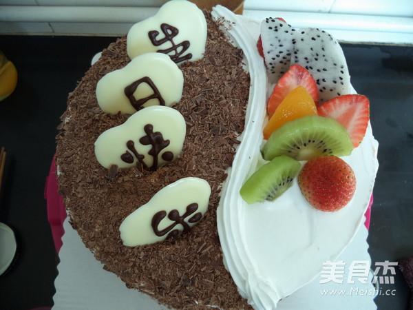 生日蛋糕的做法大全