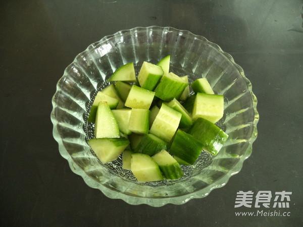黄瓜梨子汁的做法图解